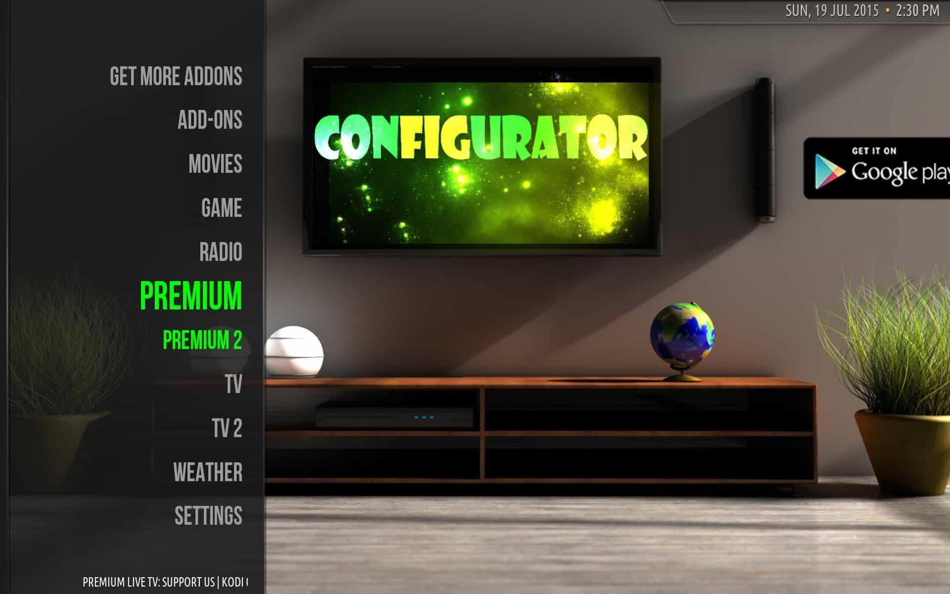 Guide How To Install Kodi Configurator On Android