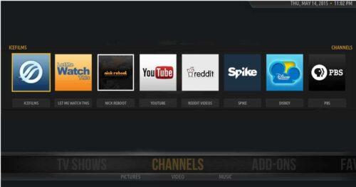 Plex Channels