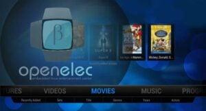 OpenELEC 6.0 Beta 3