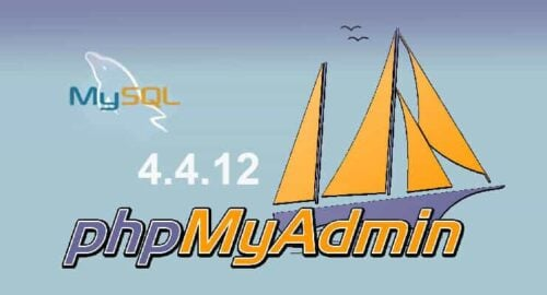 phpMyAdmin 4.6.0-rc1
