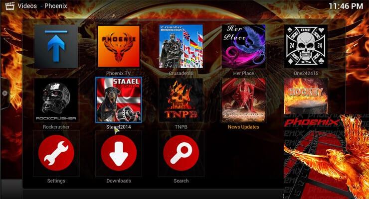 00 Install Phoenix Kodi Featured