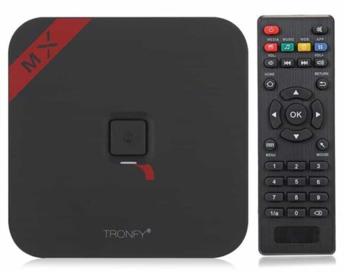 Tronfy MXQ Review remote included