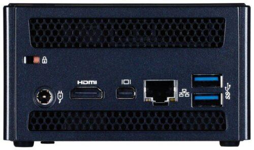 Gigabyte Brix Pro review connectivity