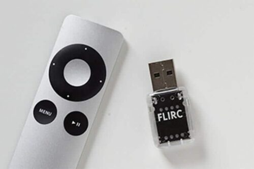 Flirc USB dongle review remote