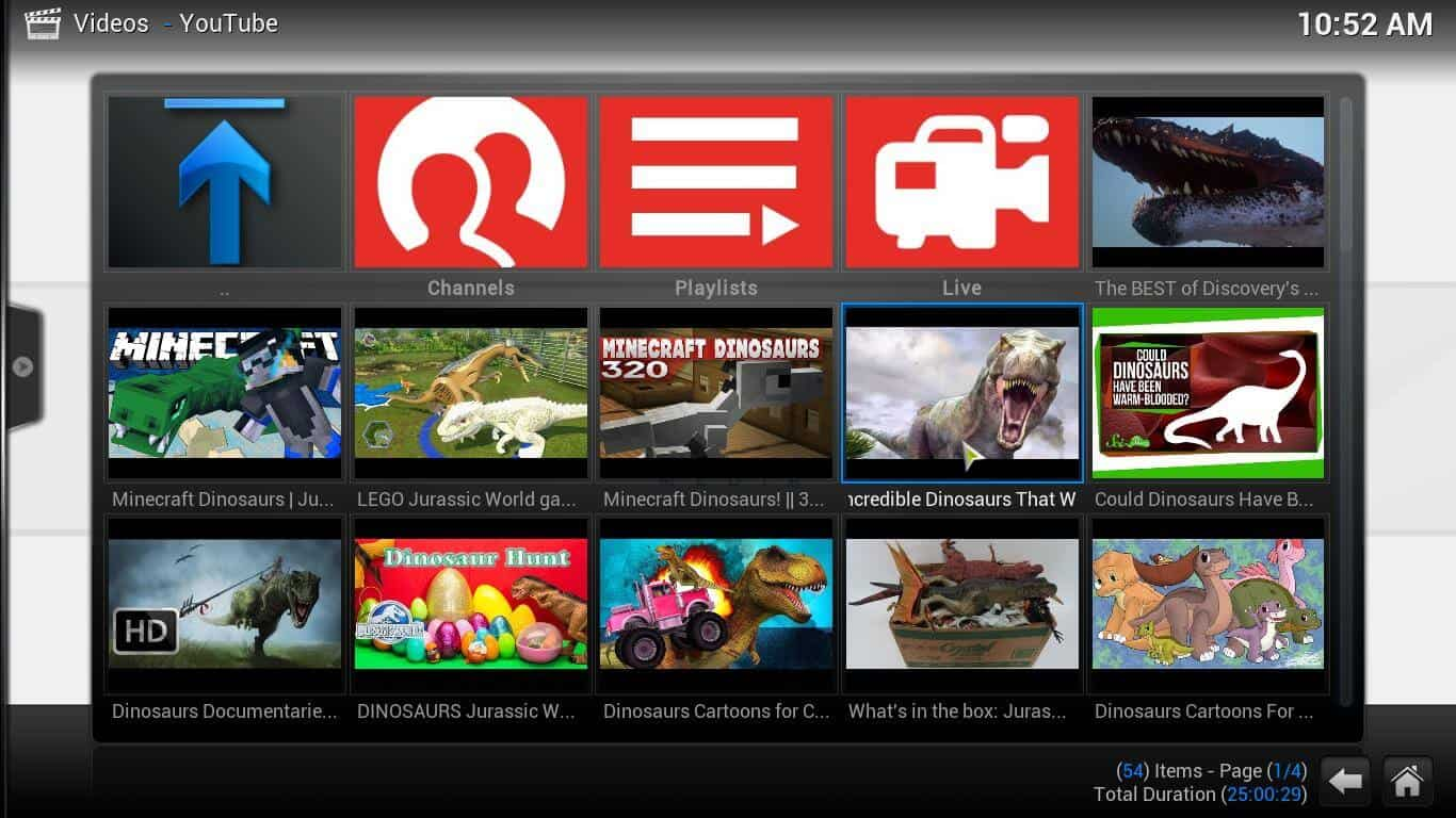 Guide: How to install YouTube Kodi addon
