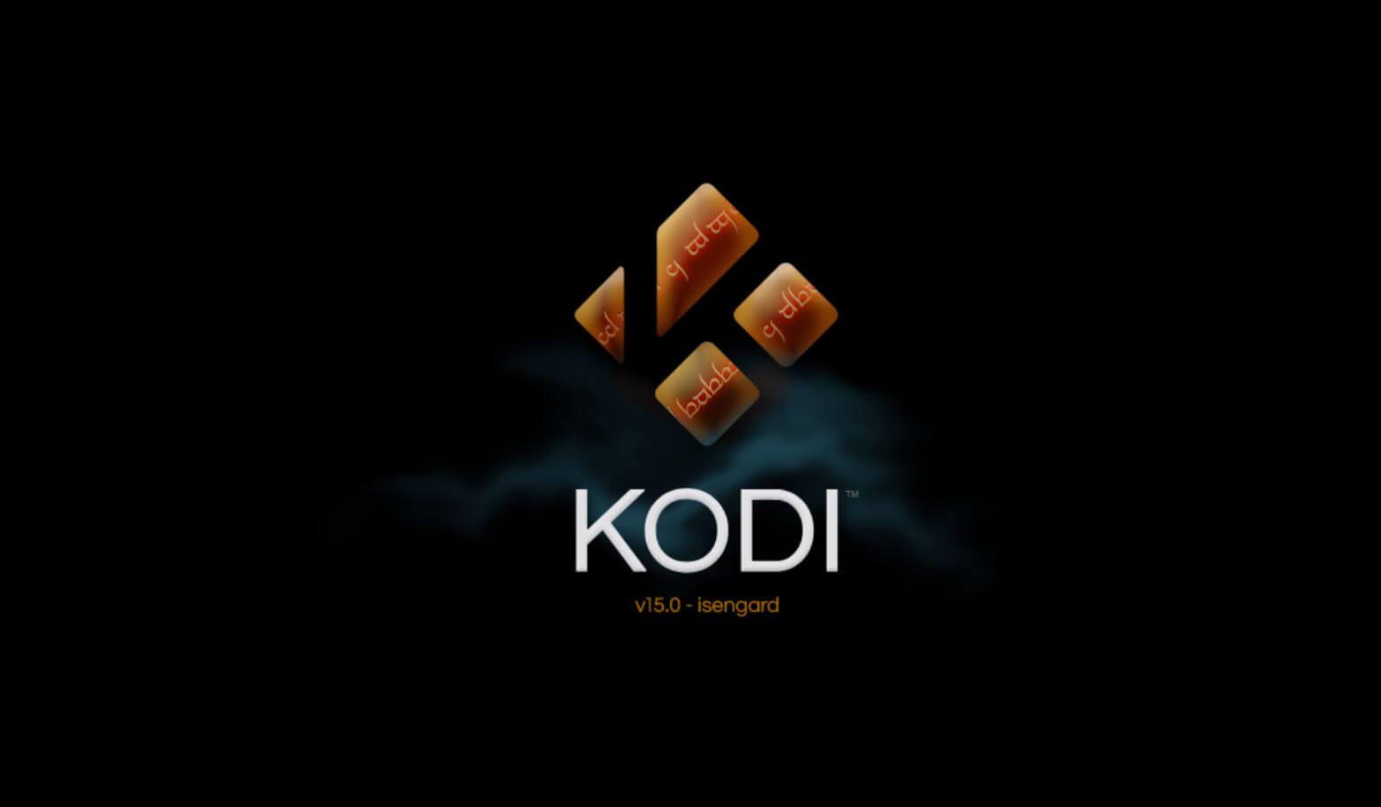 Part 2: Begin With Kodi - Start Up Screen