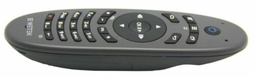 WeTek Play Review remote