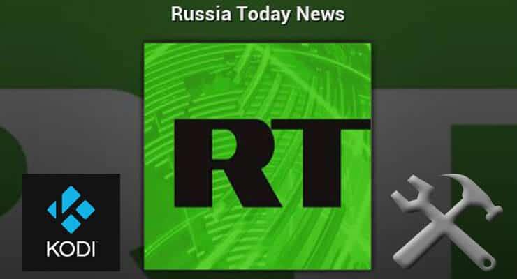 Install Russia Today Kodi featured