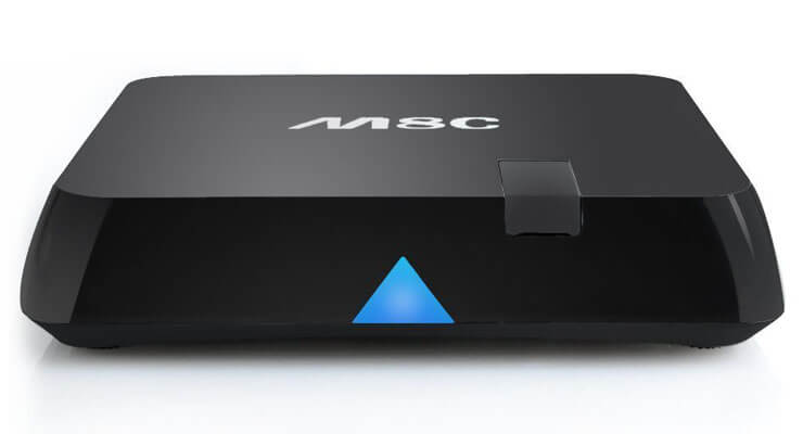 M8C Android box featured