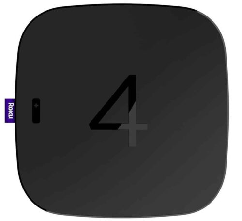 Roku 4 preview device
