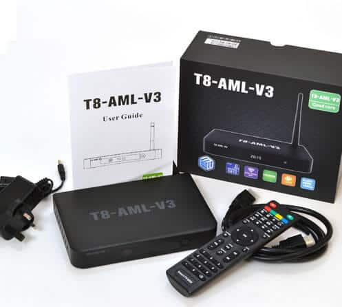 Best Android TV box contents
