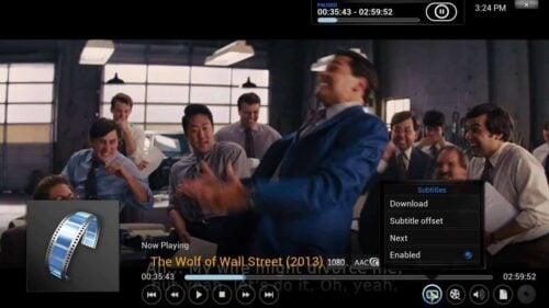 Disable Kodi Subtitles from playback