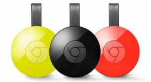 Quick Chromecast 2 review: colorful and cheap screencast