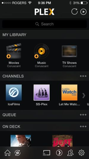 Plex Unofficial Channels - Install addons like Kodi