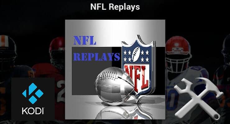 Install Kodi NFL Replays featured