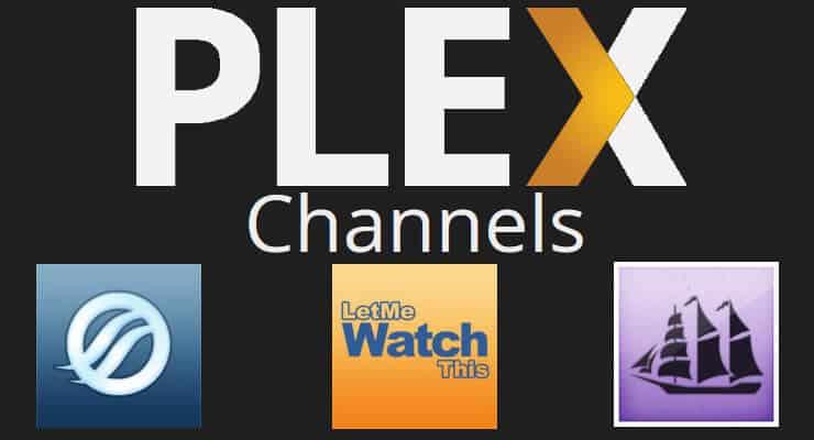 Plex Unofficial Channels - Plex Addons like Kodi