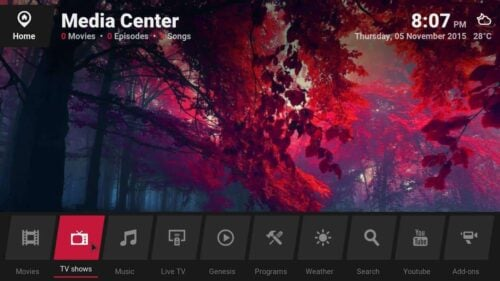 Best XBMC skins for Raspberry Pi Eminence