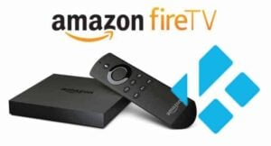 Amazon Fire TV Kodi Guide
