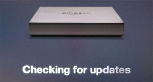 Amazon Fire TV 2015 - Checking for Update