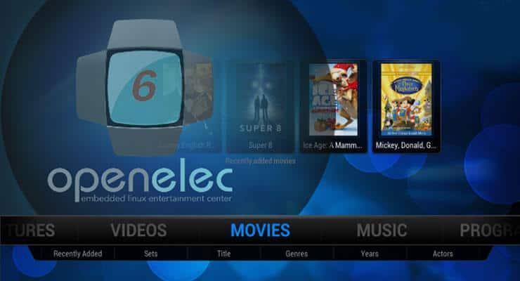 OpenELEC 6 0 Release