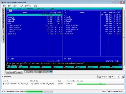 SmarTTY - Free Windows SSH Client