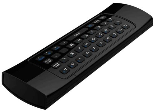 Wireless HTPC Keyboard keys