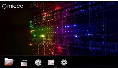 USB media player interface