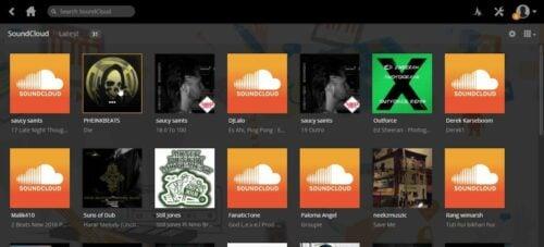Install Plex Soundcloud Selection