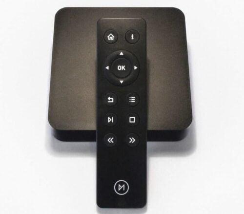 OSMC Media Player Vero 2