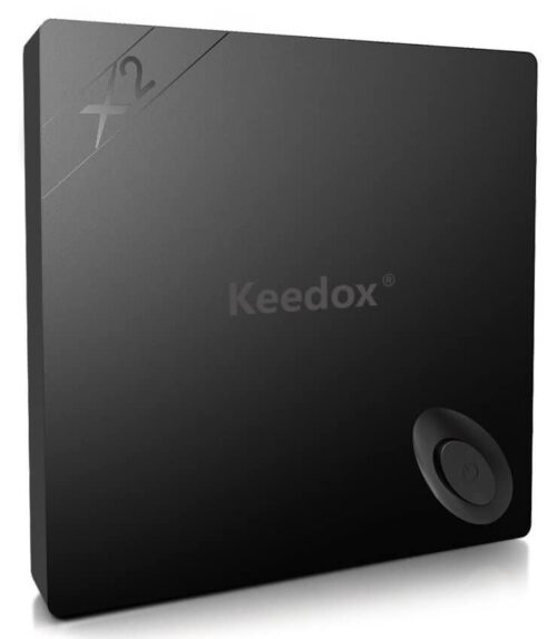 4k media player front view