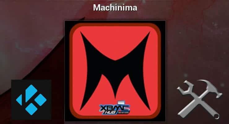 Install Kodi Machinima featured