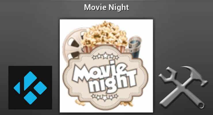 Install Kodi Movie Night Featured - Smarthomebeginner