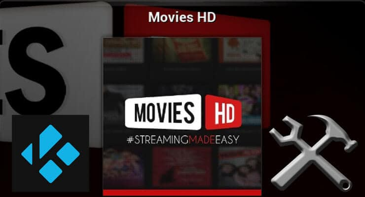 Install Kodi Movies HD featured