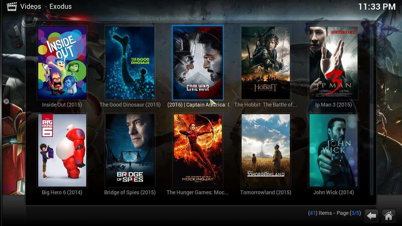 Guide: How to install Kodi Exodus addon