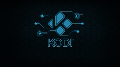Kodi v16.1 Kodi Jarvis logo