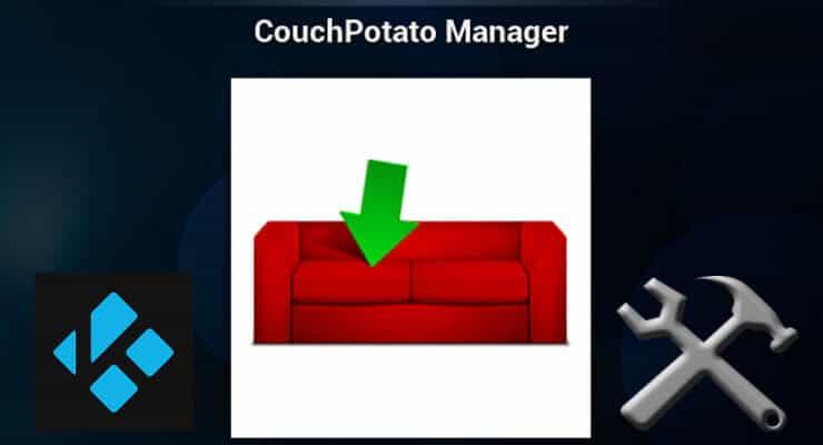 Install Kodi Couchpotato Manager - Smarthomebeginner