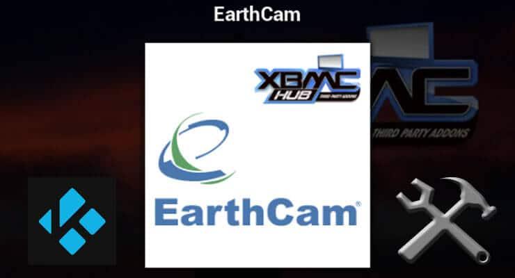 Kodi Earthcam Addon featured