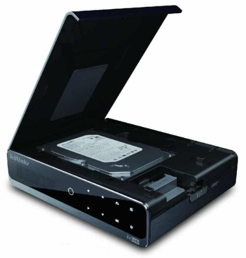 KDLINKS A300 review hard disk drive