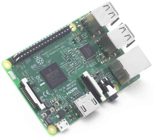 Raspberry Pi 3 device