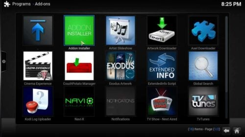 Add XMovies8 to Kodi fusion