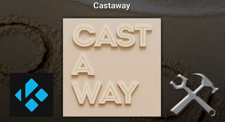 Kodi Castaway Addon featured