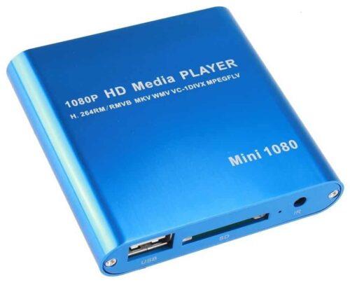 AGPtek Blue Mini Review device