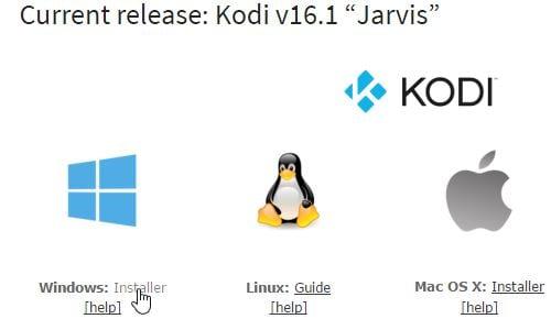 Kodi Setup On Windows Installer