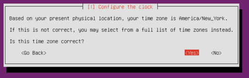 Set Ubuntu Server Timezone
