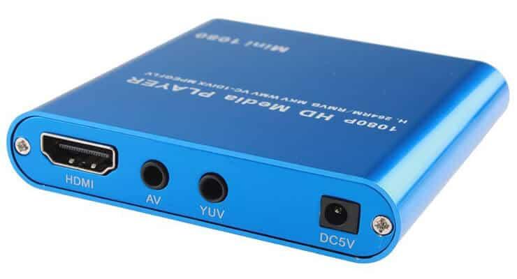 AGPtek Blue Mini Review featured