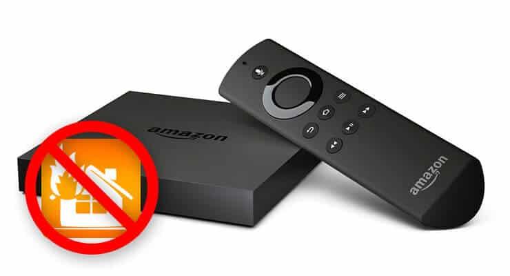 Amazon Blacklisted FireStarter app