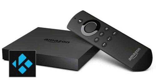 Amazon block Kodi image