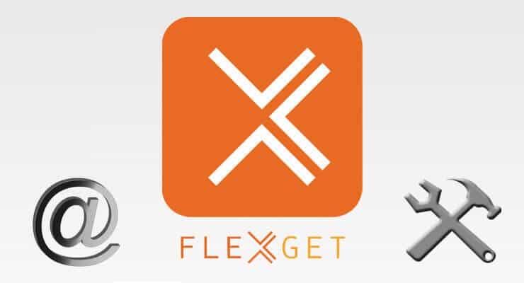FlexGet email notification image