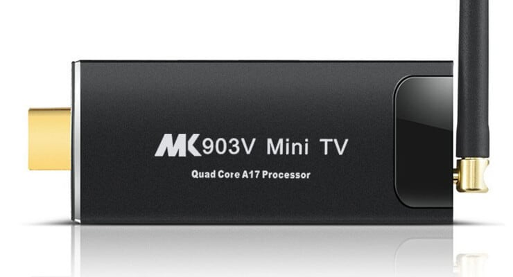 MK903V TV Stick Review featured