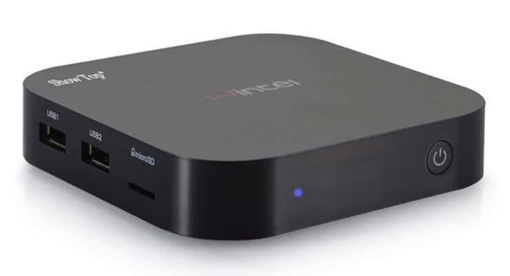 WinTel CX-W8 Review device